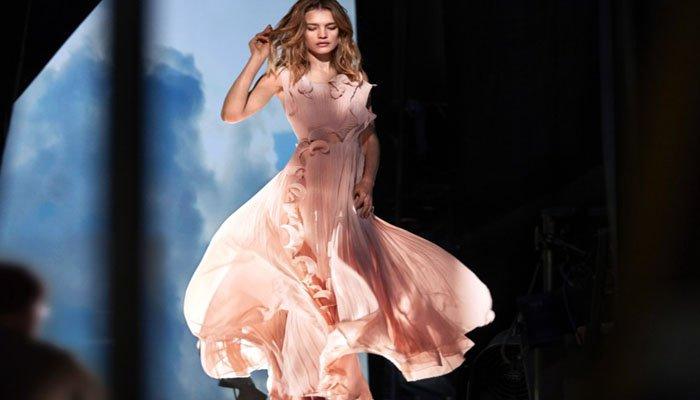 Растворимое платье