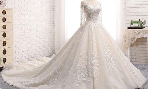 Тенденции свадебных платьев 2019